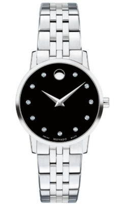 Movado Ladies Museum Classic Watch 0607207 product image