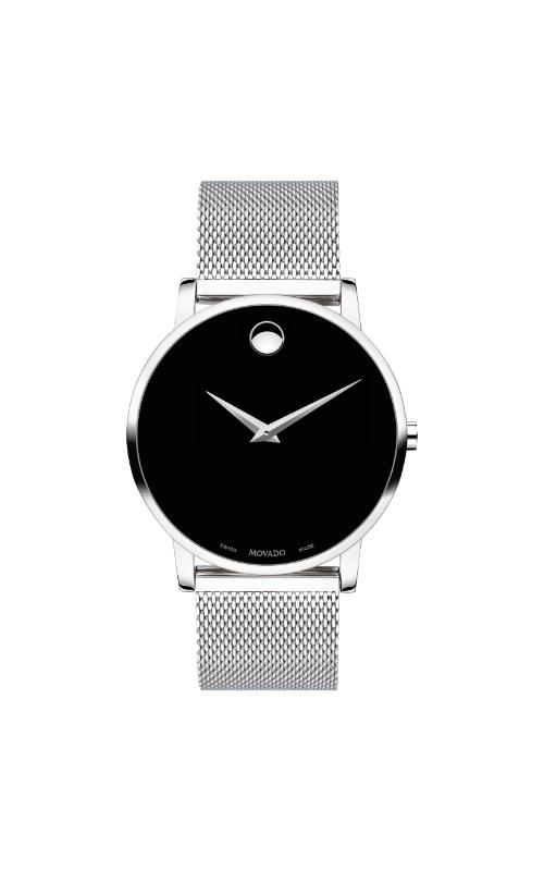 Movado Museum Classic 40mm Mesh 0607219 product image