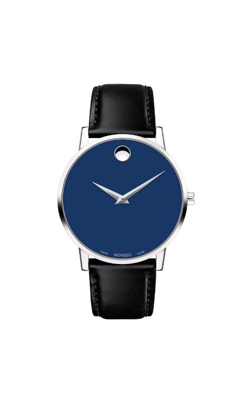Movado Blue Dial Museum Classic 0607270 product image