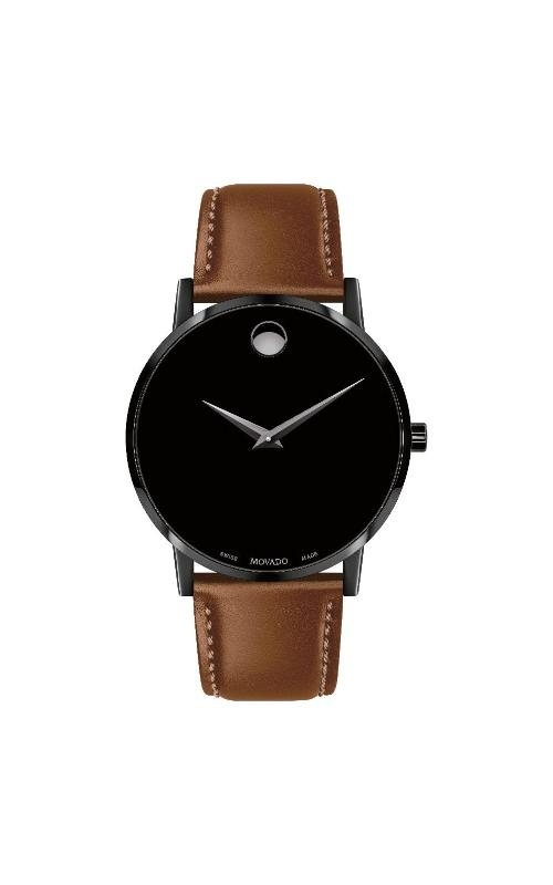 Movado Museum Black Dial 0607273 product image