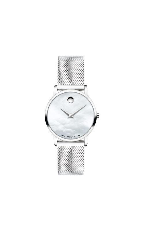 Movado Museum Classic Mesh 0607350 product image