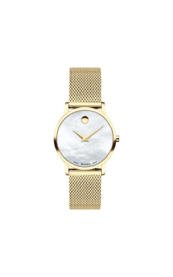 Movado Museum Classic 28mm Mesh 0607351 product image