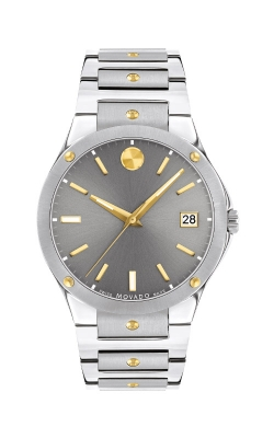 Movado SE Gray Dial Watch 0607514 product image