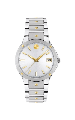 Movado SE Ladies Two Tone Stainless Steel Watch 0607516 product image