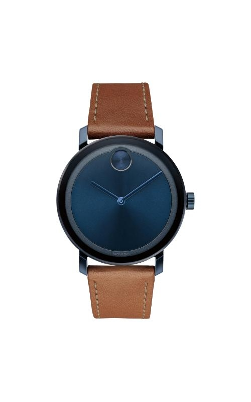 Movado BOLD Evolution Blue Dial 3600520 product image