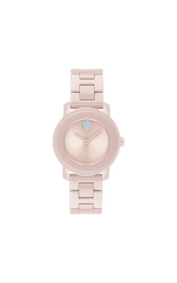 Movado BOLD 30mm Blush Ceramic 3600615 product image