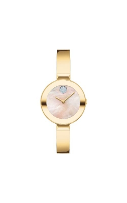 Movado Bold Gold-Tone Bangle 3600627 product image