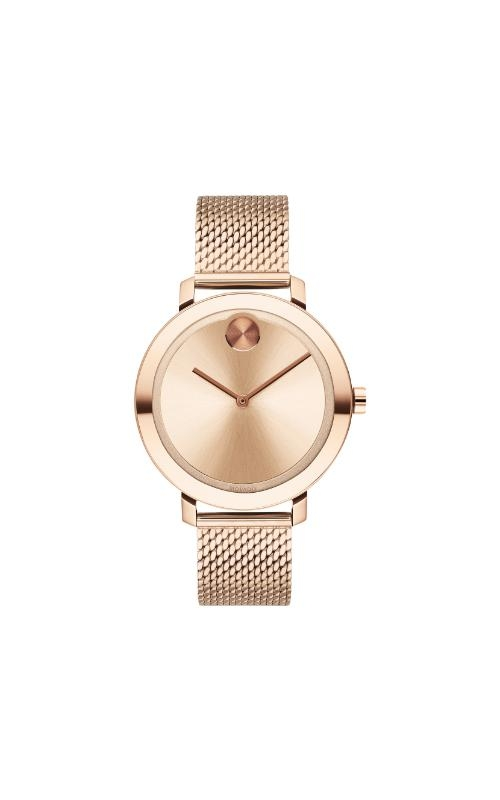 Movado BOLD Evolution 34mm Pale Rose 3600654 product image