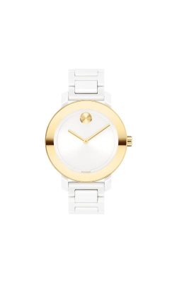 Movado BOLD Evolution White Ceramic 36mm 3600710 product image