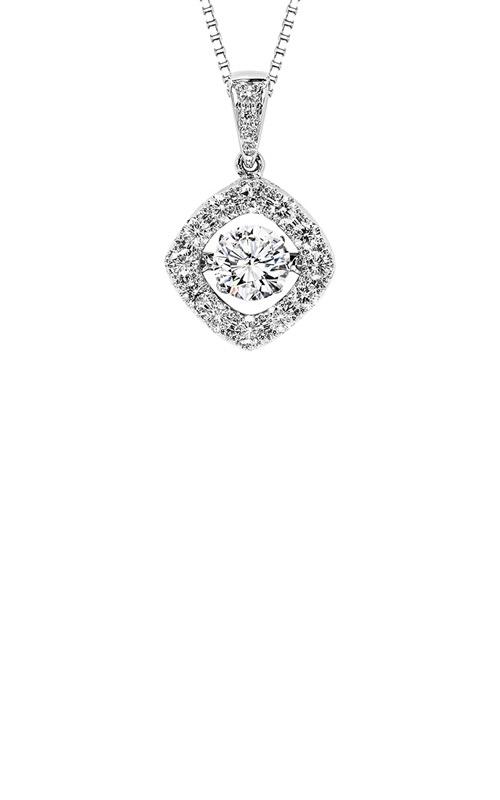 Rhythm of Love 14k White Gold 1ctw Diamond Pendant ROL1154 product image