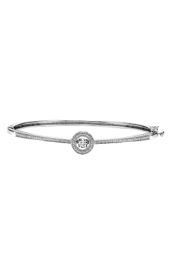 Rhythm of Love Sterling Silver 1/4ctw Diamond Bangle ROL1206 product image