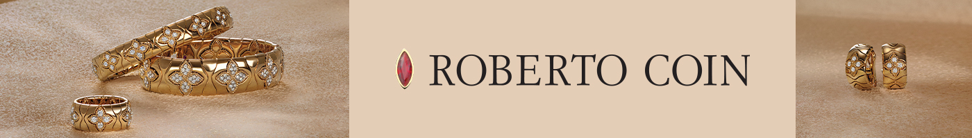 Roberto Coin Perfect Gold Hoops