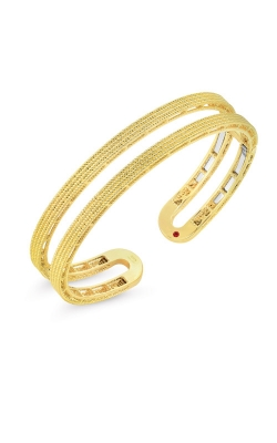 Roberto Coin 18kt Gold Double Symphony Barocco Cuff 7771671AYBA0 product image