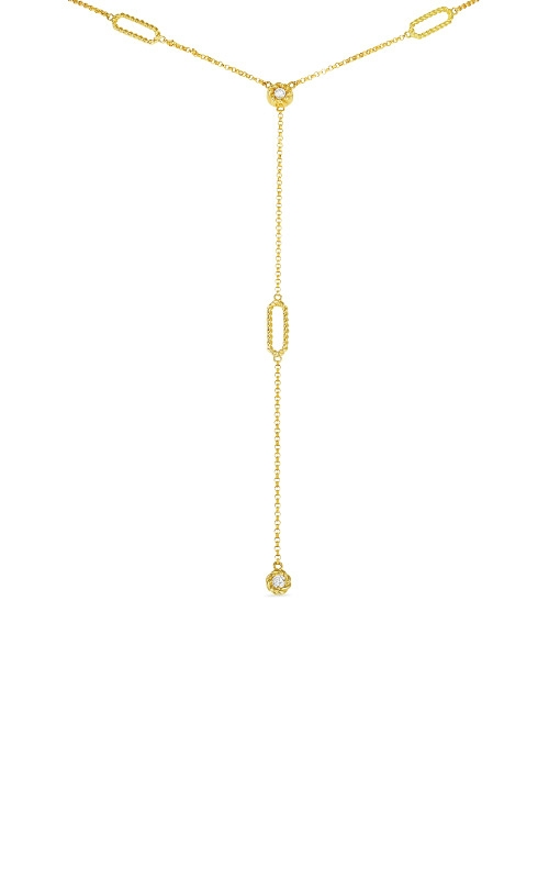 Roberto Coin 18kt Gold Necklace With Diamonds 7771924AY13X product image