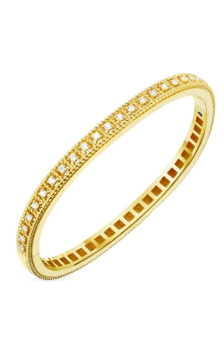 Roberto Coin 18kt Gold Bangle With Diamonds 7771946AWBAX product image