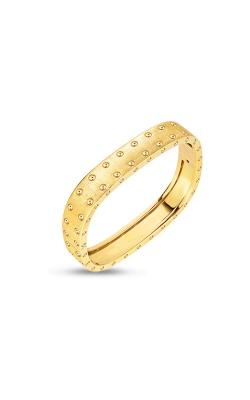 Roberto Coin 18k Yellow Gold Satin Pois Moi Double Bracelet 888537AYBASS product image
