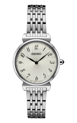 Seiko Essentials Ladies Stainless Steel Quartz Watch SFQ801 product image