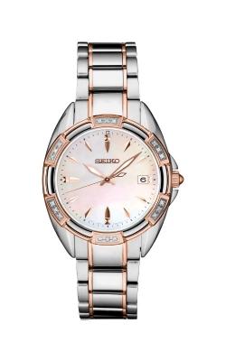 Seiko Ladies Diamonds Two Tone Watch SKK878 product image