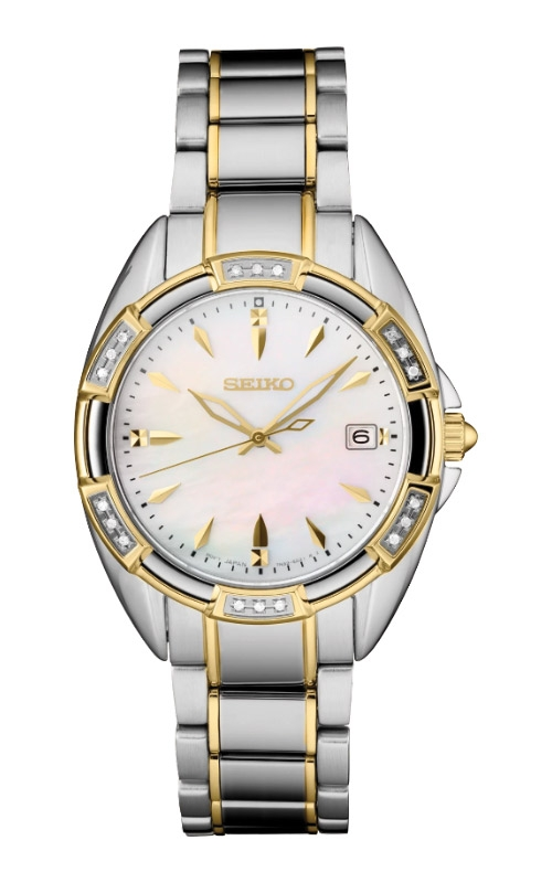 Seiko Ladies Diamonds Watch SKK880 product image