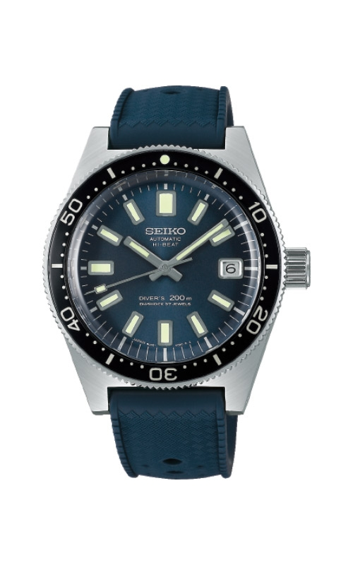 Seiko Prospex Limited Edition Black Diver SLA037 product image