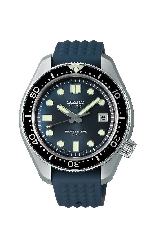 Seiko Prospex Limited Edition Black Diver SLA039 product image