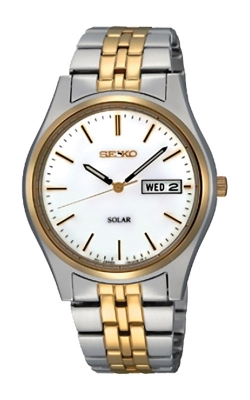 Seiko Essentials Solar Watch SNE032 product image