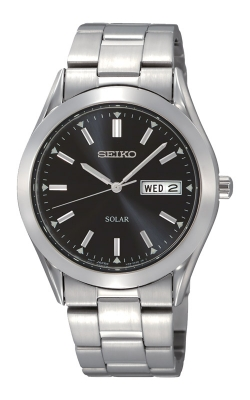 Seiko Essentials Solar Watch SNE039 product image