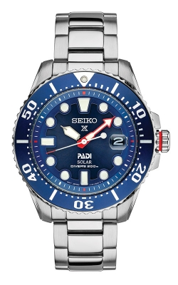 Seiko Prospex PADI Special Edition Blue Diver SNE435 product image