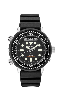 Seiko Prospex Modern Interpretation of the 1982 Hybrid Diver's Watch SNJ025 product image