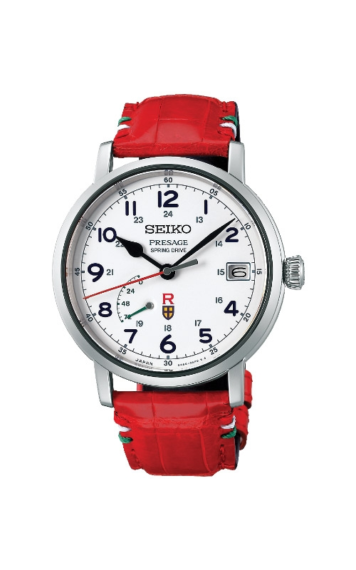 Seiko Presage Limited Edition Spring Drive Watch SNR047 product image