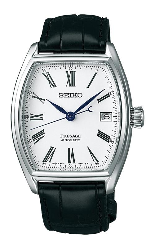 Seiko Presage White Enamel Collection SPB049 product image