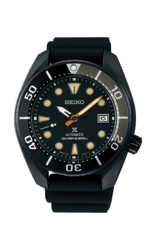 Seiko Prospex Limited Edition Black Diver SPB125 product image