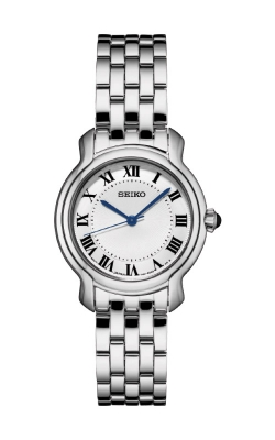Seiko Essentials Ladies Stainless Steel Quartz Watch SRZ519 product image