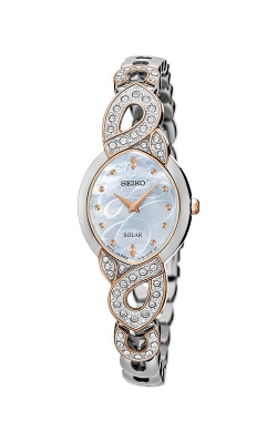 Seiko Ladies Diamonds Solar Watch SUP340 product image
