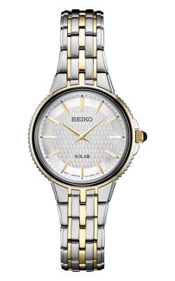 Seiko Essentials Ladies Solar Watch SUP394 product image