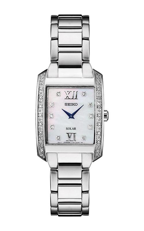 Seiko Ladies Diamonds Solar Watch SUP399 product image