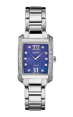 Seiko Ladies Diamonds Solar Watch SUP401 product image