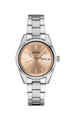 Seiko Essentials Ladies Stainless Steel Quartz Watch SUR351 product image
