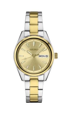 Seiko Essentials Ladies Stainless Steel Quartz Watch SUR354 product image