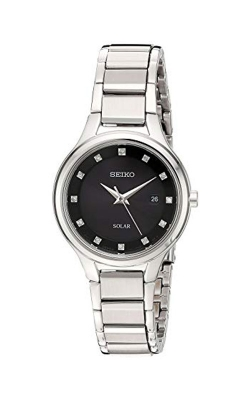 Seiko Essentials Ladies Solar Watch SUT317 product image
