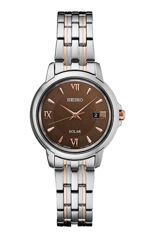 Seiko Essentials Ladies Solar Watch SUT349 product image