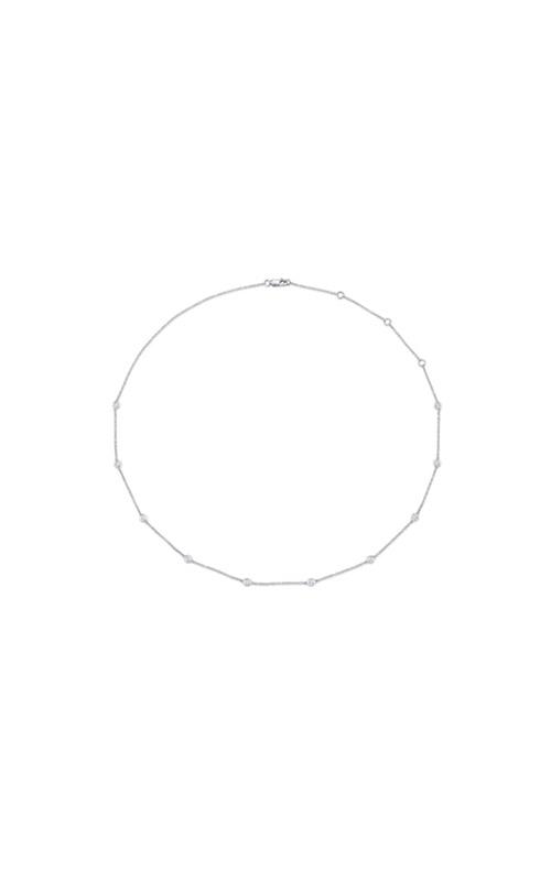Shy Creation 14k White Gold .28ctw Diamond Chain SC22003837 product image