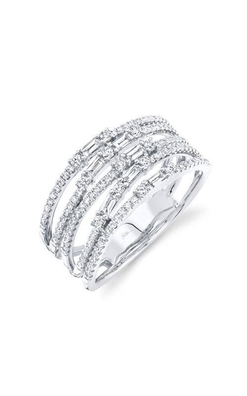 Shy Creation 14k White Gold .67ctw Diamond Ring SC36213806V2 product image