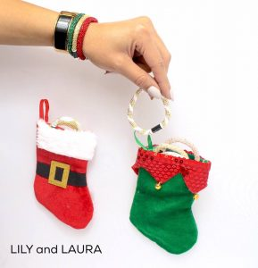 """LILY AND LAURA '€"""" THE PERFECT STOCKING STUFFER!"""