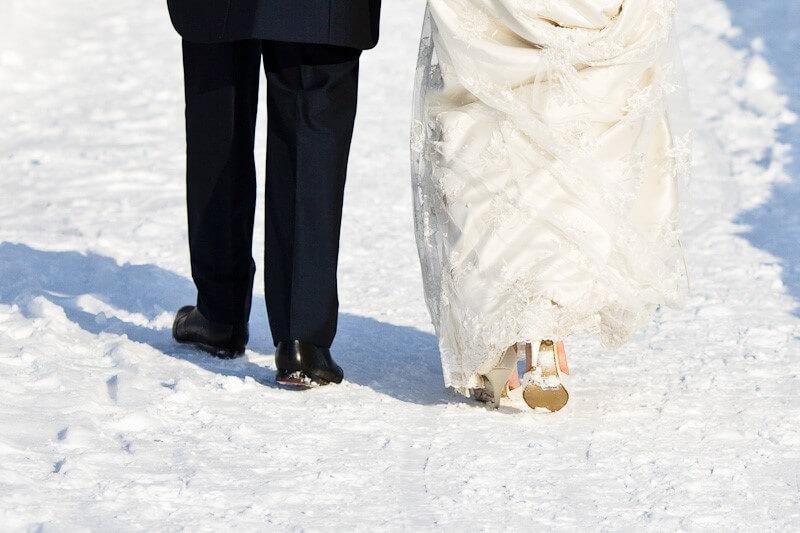 Winter Wedding Jewelry Trends