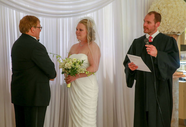 20th annual wedding celebration unites 18 couples