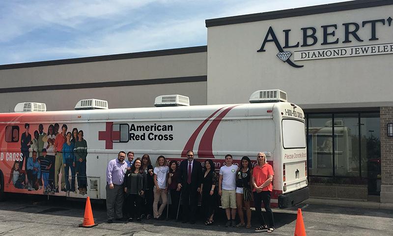 Albert's Blood Drive June 2016
