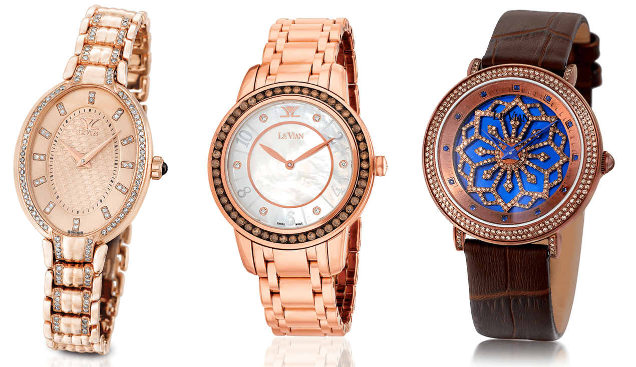 Le Vian Women's Watches and Timepieces
