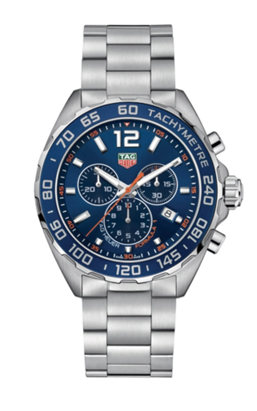 TAG Heuer Formula 1 43mm Chronograph Quartz Watch CAZ1014.BA0842 product image