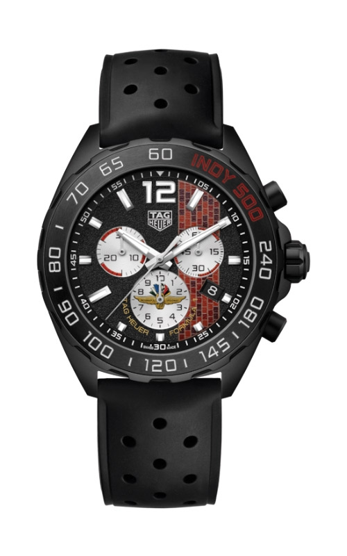 TAG Heuer Formula 1 Limited Edition Indy 500 43mm Quartz Watch CAZ101AD.FT8024 product image
